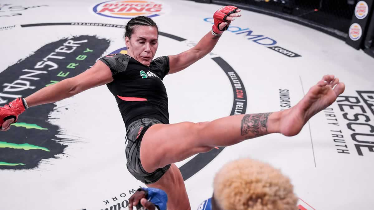 Cat Zingano announces $10k scholarship ahead of Olivia Parker fight at Bellator 256