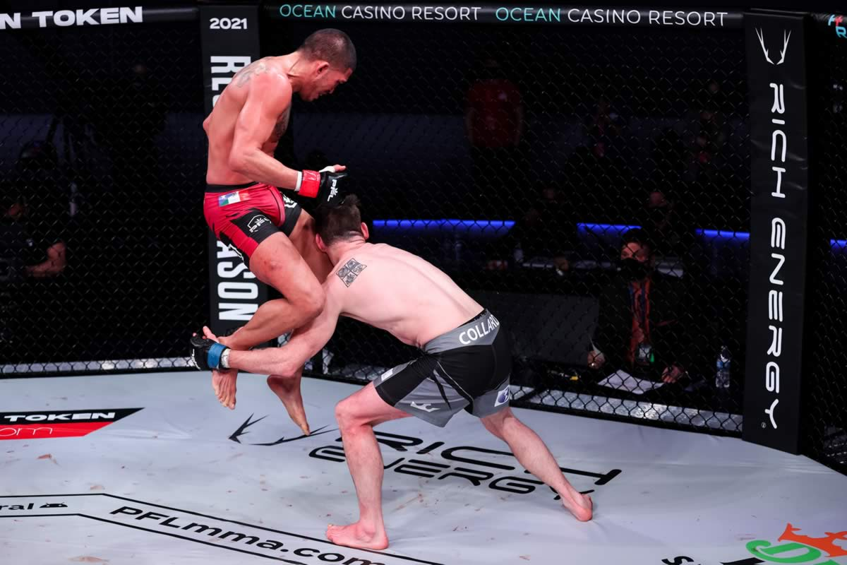 Clay Collard vs Anthony Pettis