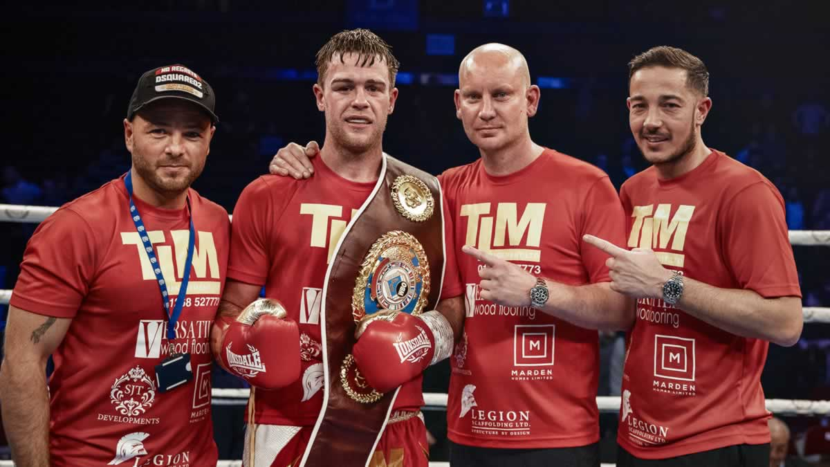 Danny Dignum defends European title against Andrey Sirotkin – 'I'm itching to get back in there'