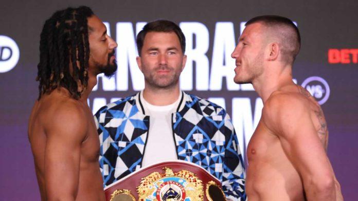 Demetrius Andrade vs Liam Williams