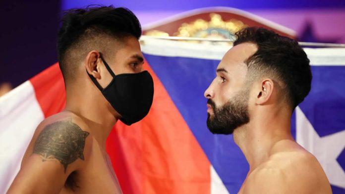 Emanuel Navarrete vs Christopher Diaz