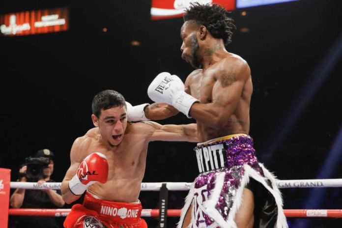 Nordine Oubaali defends WBC title against Nonito Donaire