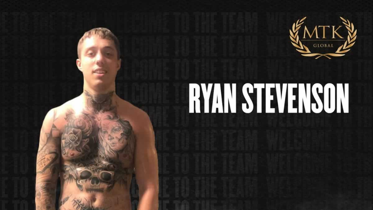 Ryan Stevenson and Josh Padley sign with MTK Global