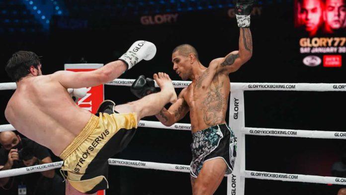 Artem Vakhitov vs Alex Pereira rematch at Glory 78