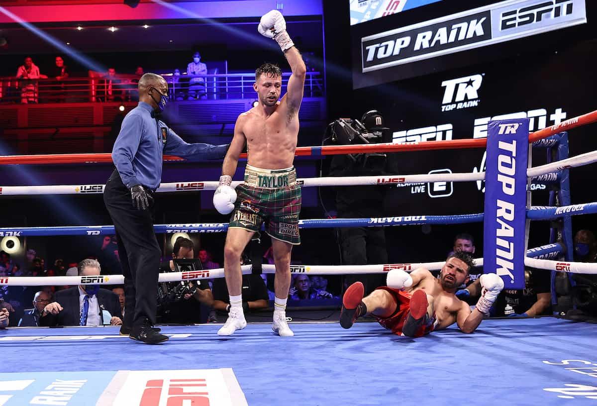 Josh Taylor vs Jose Ramirez