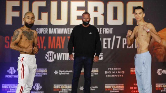 Luis Nery vs. Brandon Figueroa