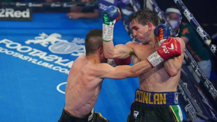 Michael Conlan vs Ionut Baluta
