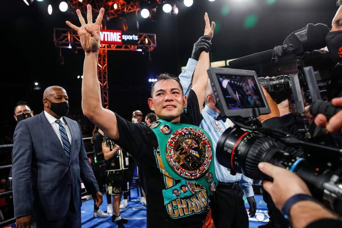 Nonito Donaire wins WBC bantamweight title