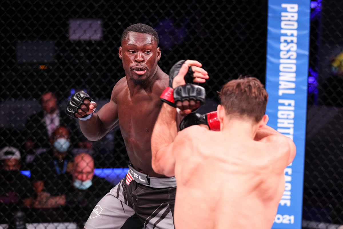 Rory MacDonald vs Curtis Millender