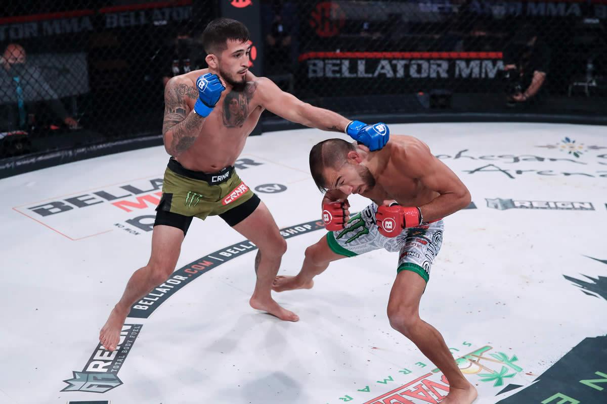 Sergio Pettis vs Juan Archuleta