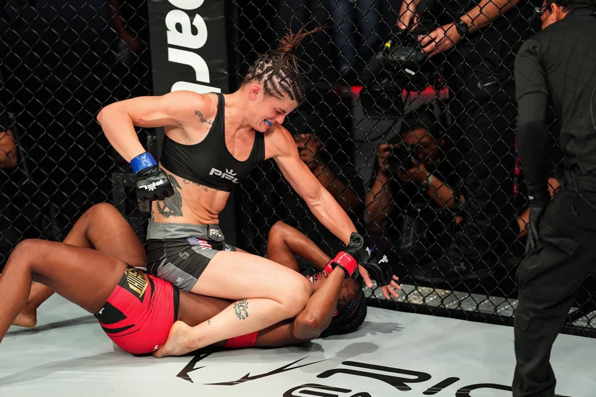 Claressa Shields vs Brittney Elkin