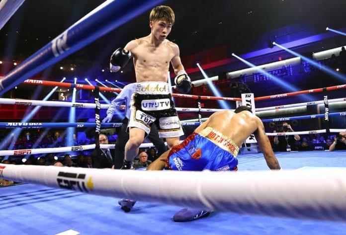 Naoya Inoue knocks out Michael Dasmarinas
