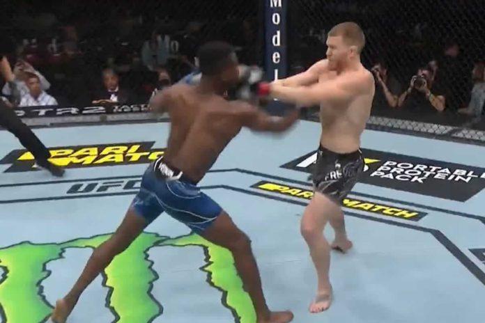 UFC 263 Terrance McKinney vs Matt Frevola