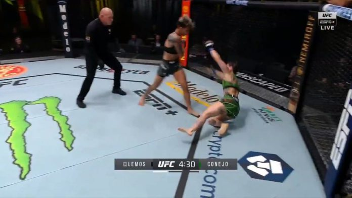 UFC Vegas 31: Amanda Lemos vs Montserrat Ruiz