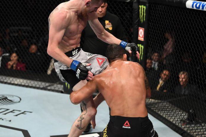 UFC bantamweight Cory Sandhagen