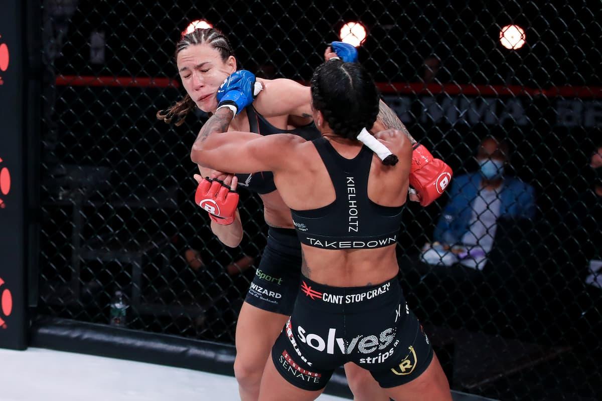 Juliana Velasquez vs Denise Kielholtz