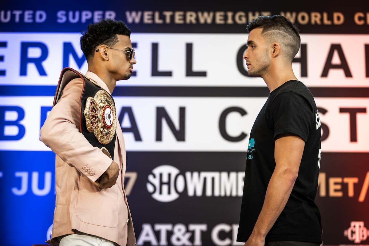 Rolando Romero vs Anthony Yigit faceoff