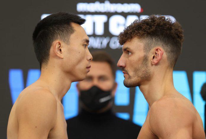 Xu Can vs Leigh Wood