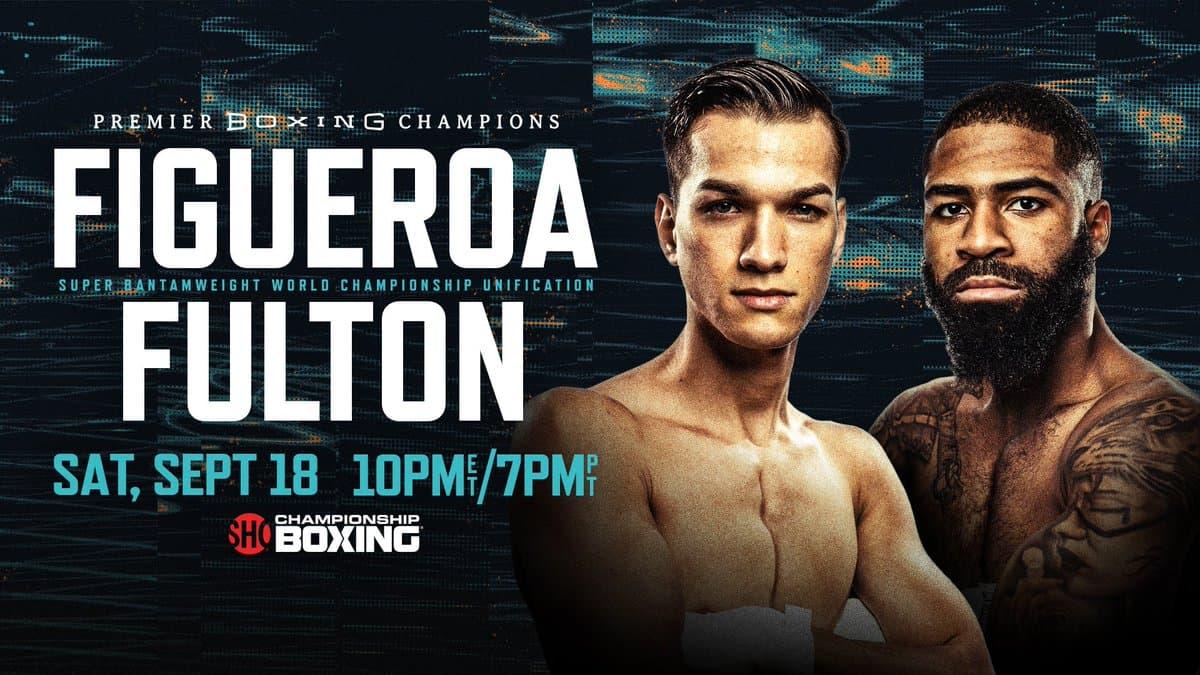 Stephen Fulton vs Brandon Figueroa