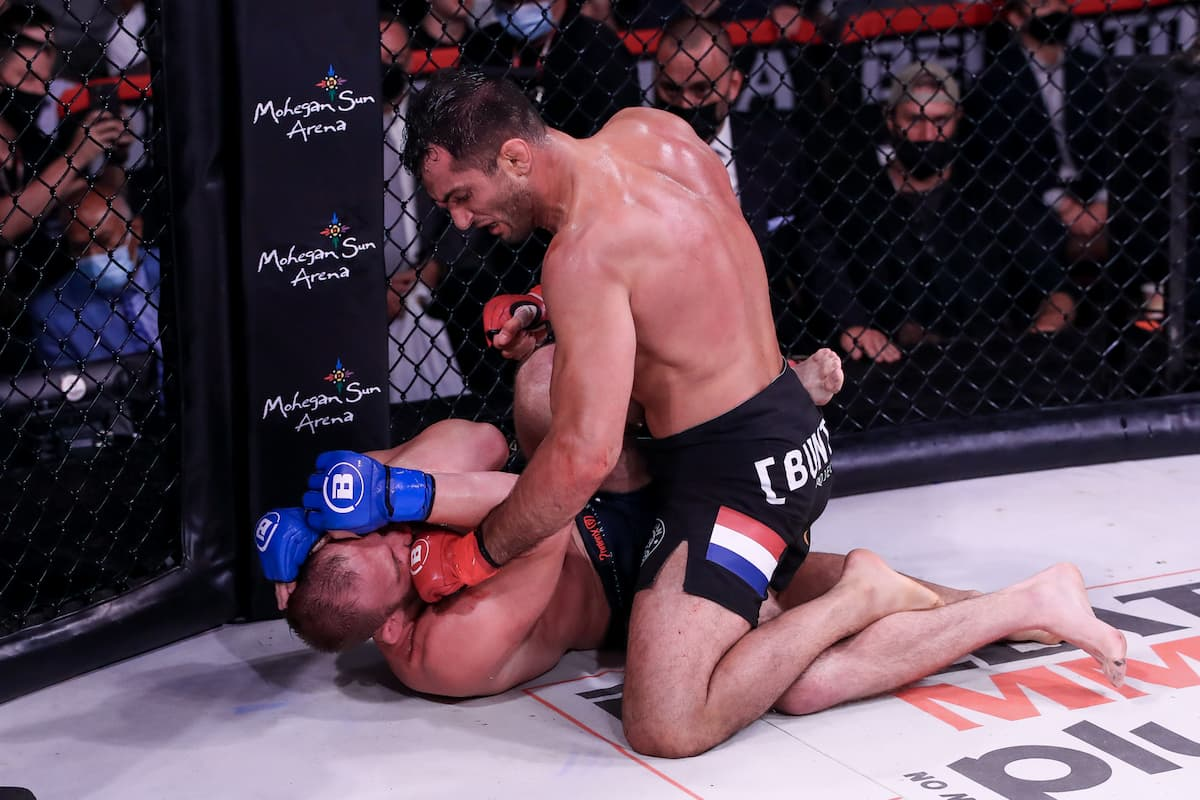 Gegard Mousasi vs John Salter