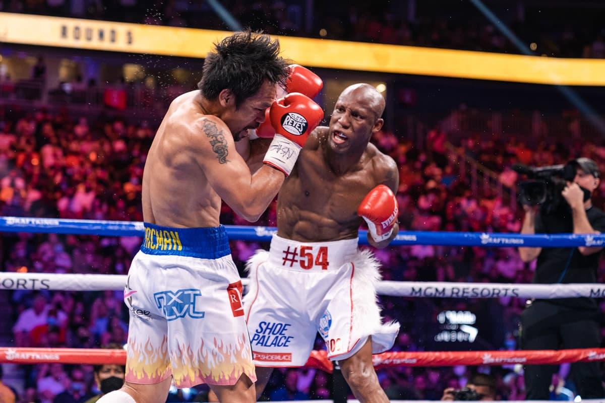 Manny Pacquiao vs Yordenis Ugas