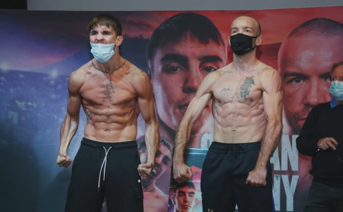 Michael Conlan vs TJ Doheny