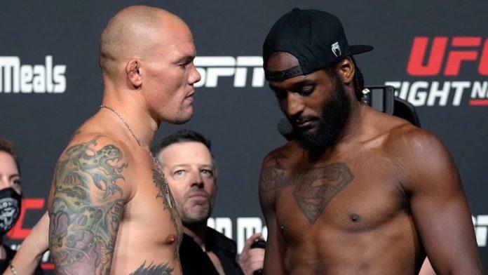UFC Vegas 37 Anthony Smith vs Ryan Spann