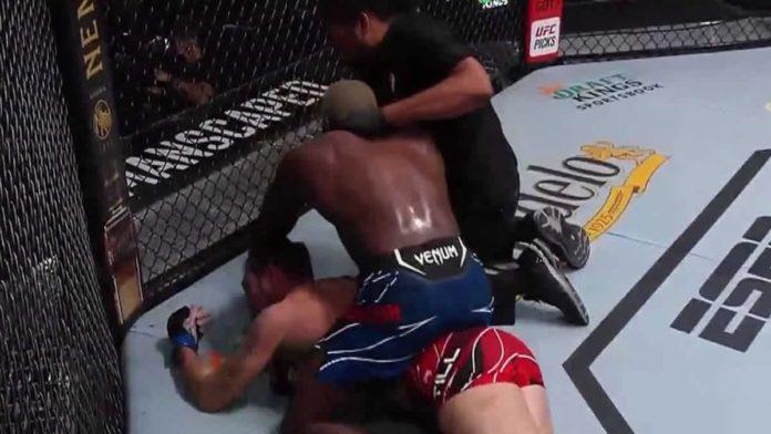Darren Brunson submits Darren Till at UFC Vegas 36