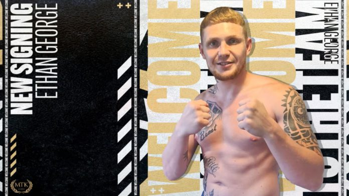 Ethan George signs with MTK Global