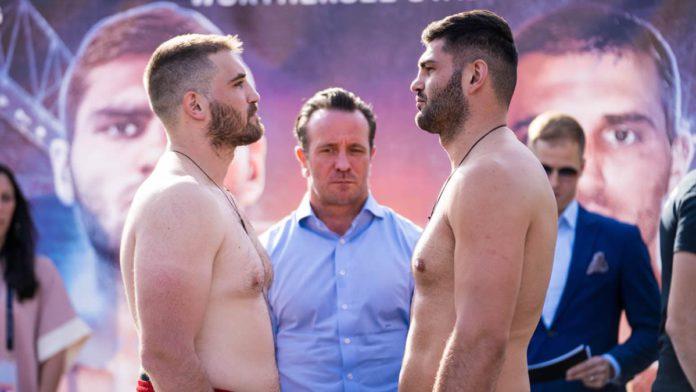 Filip Hrgovic vs Marko Radonjic