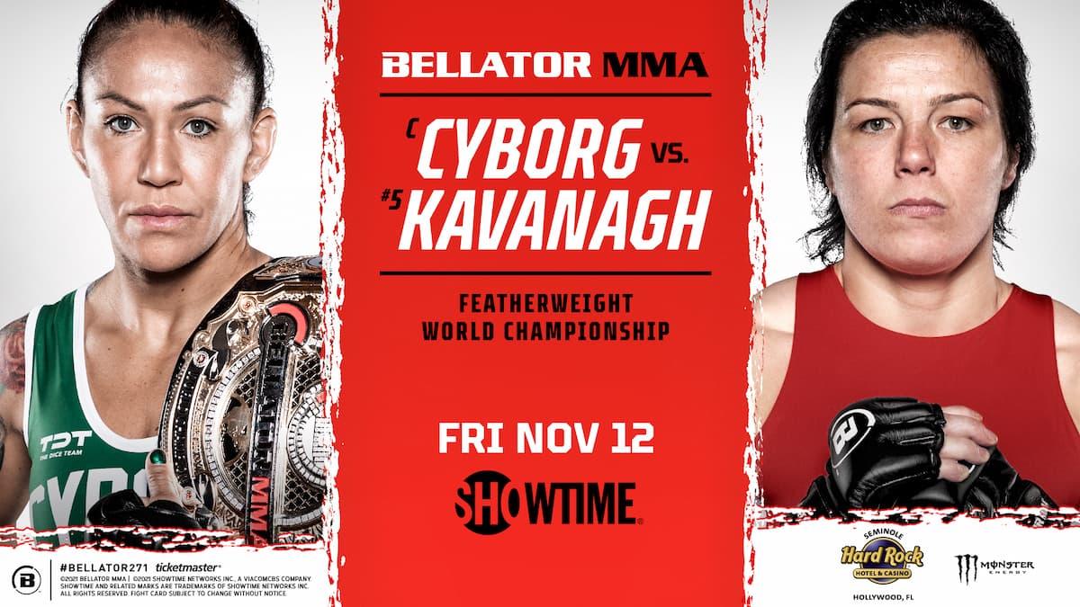 Bellator 271: Cyborg vs Kavanagh