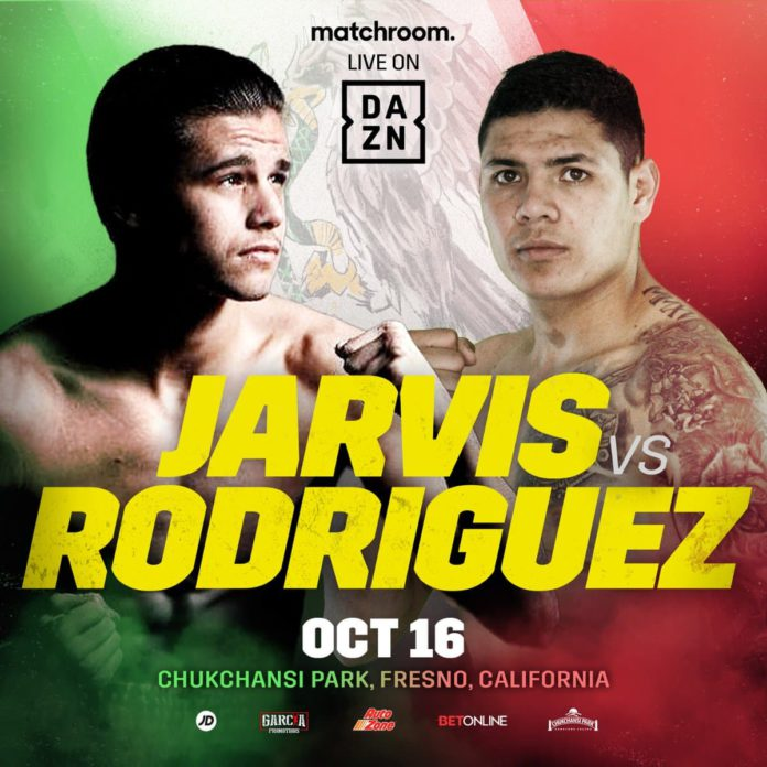 Brock Jarvis vs Alejandro Frias Rodriguez
