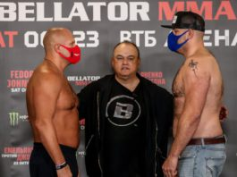 Bellatort 269 Fedor Emelianenko vs Timothy Johnson