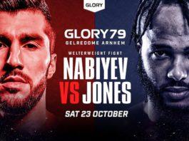 Glory 79 Nabiev vs Jones