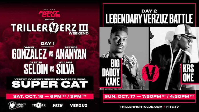 TrillerVerz III Weekend